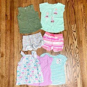 4t Spring/Summer bundle Girl